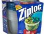 Ziploc Brand Containers