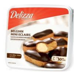 Delizza Patisserie Products