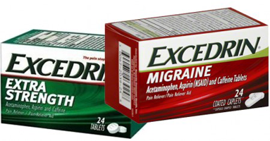 Excedrin-Product