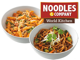 graphic regarding Noodles and Company Printable Coupons identified as Noodles Organization Coupon: $4 off a $10 On the internet Acquire