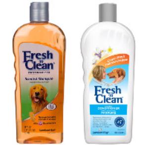 Fresh n Clean Shampoo and Fresh n Clean Conditioner