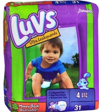 image about Luvs Printable Coupons called $2.00 off Luvs Diapers Coupon - Hunt4Freebies
