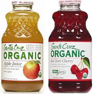 Santa Cruz Organic Product