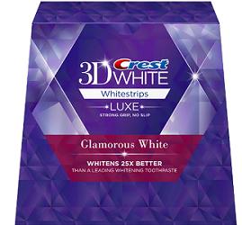 Crest 3D White Glamorous White