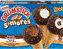 NESTLE DRUMSTICK Smores Sundae Cones