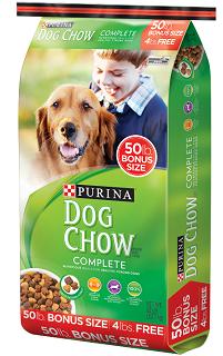50lb Purina Dog Chow Adult Dog food