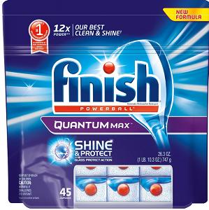 FINISH QUANTUM MAX Detergent