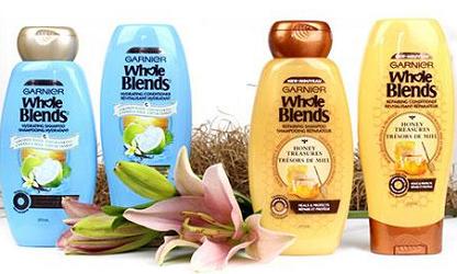 Garnier Whole Blends Shampoo