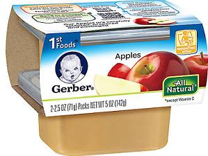 Gerber 1st Foods