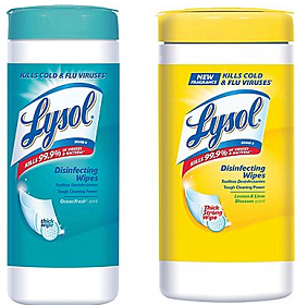 Lysol Disinfecting Wipes2