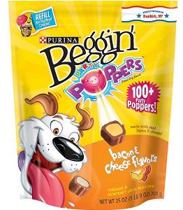 Purina Beggin brand Dog Treat