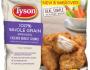 Tyson Whole Grain Lightly Breaded Chicken