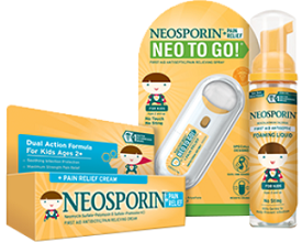 Neosporin First Aid Product