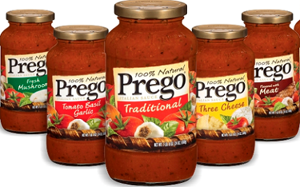 50 Off Prego Sauce 14oz Or Larger Coupon Hunt4freebies