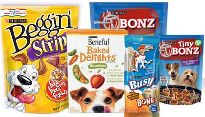 Purina Brand Dog Treats
