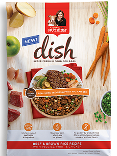 image regarding Rachael Ray Cat Food Printable Coupons referred to as $6.00 off Rachael Ray Nutrish Dish Canine Meals Merchandise Coupon