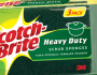 Scotch-Brite Scrub Sponge 3 pack