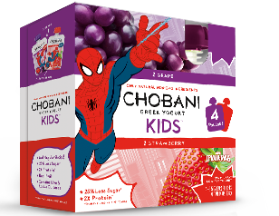 Chobani Kids Pouches