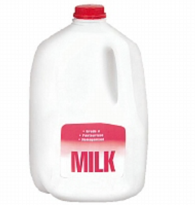 Frosted Milk Drink