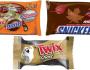 Mars Halloween Candy