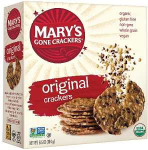 Marys Gone Crackers product