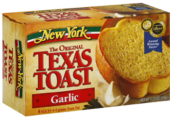 New York Bakery Frozen Bread Product