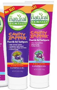 The Natural Dentist Kids Toothpaste