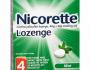 nicorette-lozenge