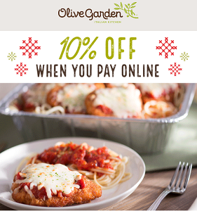 Olive garden 10 off online orders coupon code - Olive garden coupons august 2017 ...