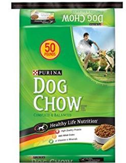 5 00 Off Purina Dog Chow Dry Food 50lb Bag Coupon
