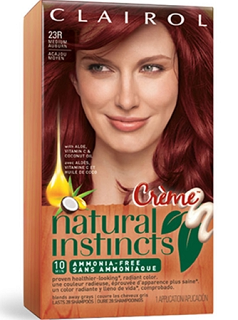 3 50 Off Box Of Clairol Natural Instincts Hair Color Coupon