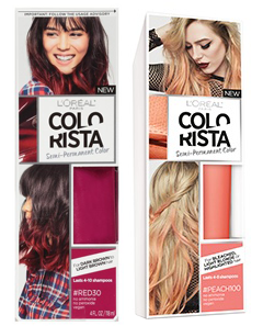1 00 Off L Oreal Paris Colorista Hair Color Product Coupon Hunt4freebies