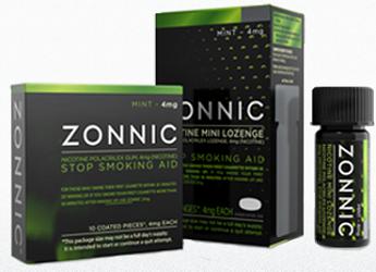 Zonnic nicotine gum coupon