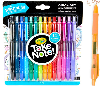 image about Crayola Coupons Printable named $1.00 off Crayola Acquire Take note! solution ($2.00 or large